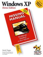 Rezension: Windows XP Missing Manual von David Pogue, Deutsche Ausgabe